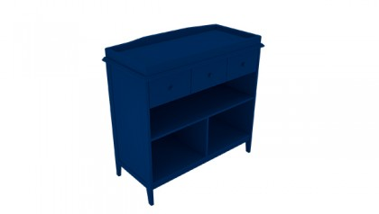 TỦ THAY TÃ HARPER CHANGING TABLE (NAVY)