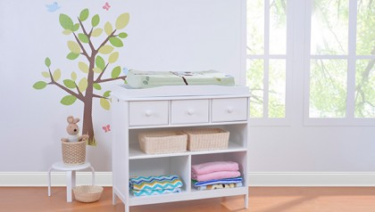 Harper Changing Table