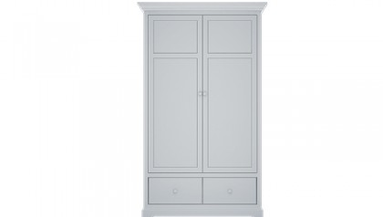 MADISON WARDROBE (WHITE)