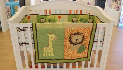 Baby Bedding - Set 3 animals